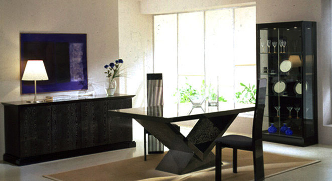 Dining Manhatten Table Chair Furniture By Kesterport